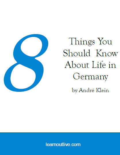 8 Things You Should Know About Life in Germany cover