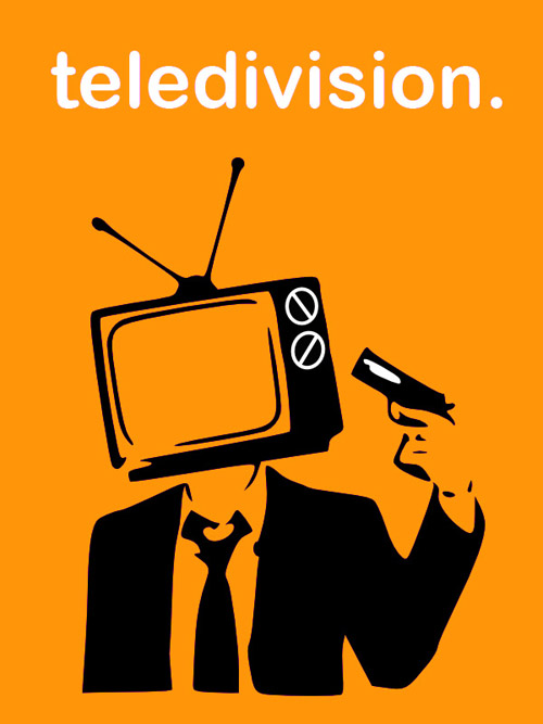 Teledivision: A Short Story cover
