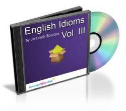 English Idioms Vol. III