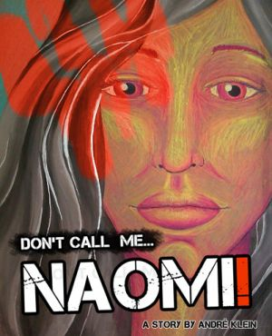 Don't Call Me Naomi – A Middle East Short Story cover